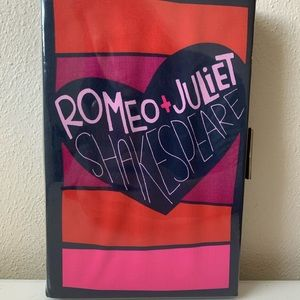 Kate Spade book of the month Romeo and Juliet